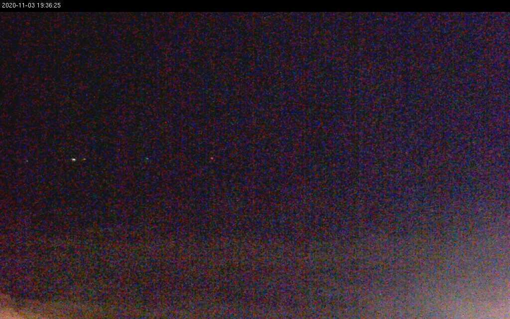 Webcam aus den Gästehäusern Victoria auf den Borkumer Strand